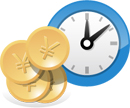 money_clock